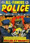 Cover for All-Famous Police Cases (Star Publications, 1952 series) #7