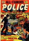 Cover for All-Famous Police Cases (Star Publications, 1952 series) #11