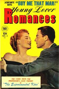 Cover Thumbnail for Young Lover Romances (Toby, 1952 series) #4