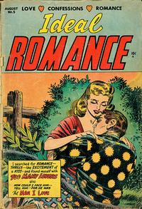 Cover Thumbnail for Ideal Romance (Stanley Morse, 1954 series) #5
