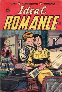 Cover Thumbnail for Ideal Romance (Stanley Morse, 1954 series) #8