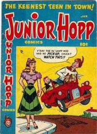 Cover Thumbnail for Junior Hopp Comics (Stanley Morse, 1952 series) #1