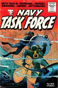 Cover Thumbnail for Navy Task Force (Stanley Morse, 1954 series) #4