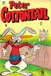 Cover Thumbnail for Peter Cottontail (Stanley Morse, 1954 series) #1