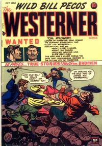 Cover Thumbnail for The Westerner Comics (Orbit-Wanted, 1948 series) #16