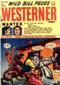 Cover Thumbnail for The Westerner Comics (Orbit-Wanted, 1948 series) #18