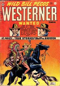 Cover Thumbnail for The Westerner Comics (Orbit-Wanted, 1948 series) #22