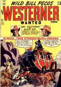 Cover Thumbnail for The Westerner Comics (Orbit-Wanted, 1948 series) #23