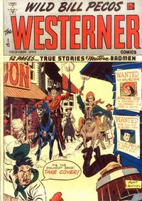 Cover Thumbnail for The Westerner Comics (Orbit-Wanted, 1948 series) #24
