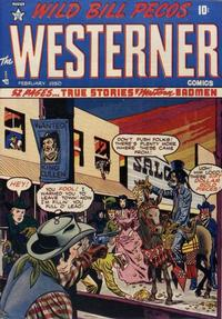 Cover Thumbnail for The Westerner Comics (Orbit-Wanted, 1948 series) #25