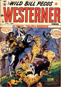Cover Thumbnail for The Westerner Comics (Orbit-Wanted, 1948 series) #26