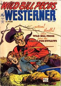 Cover Thumbnail for The Westerner Comics (Orbit-Wanted, 1948 series) #28