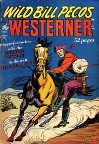 Cover Thumbnail for The Westerner Comics (Orbit-Wanted, 1948 series) #30