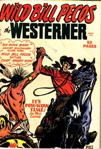 Cover Thumbnail for The Westerner Comics (Orbit-Wanted, 1948 series) #34