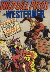 Cover Thumbnail for The Westerner Comics (Orbit-Wanted, 1948 series) #35