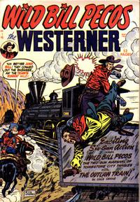 Cover Thumbnail for The Westerner Comics (Orbit-Wanted, 1948 series) #36
