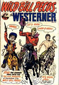 Cover Thumbnail for The Westerner Comics (Orbit-Wanted, 1948 series) #37