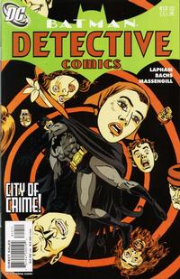 Cover Thumbnail for Detective Comics (DC, 1937 series) #812