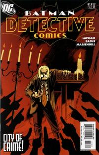 Cover Thumbnail for Detective Comics (DC, 1937 series) #813