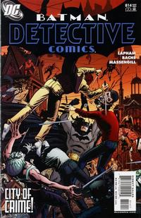 Cover Thumbnail for Detective Comics (DC, 1937 series) #814