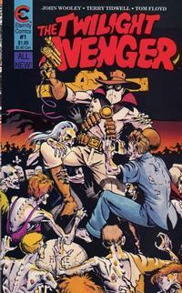 Cover Thumbnail for The Twilight Avenger (Malibu, 1988 series) #1