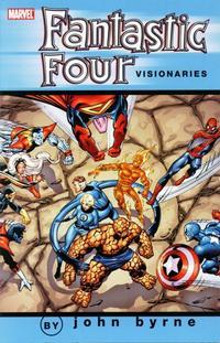 Cover Thumbnail for Fantastic Four Visionaries: John Byrne (Marvel, 2001 series) #2