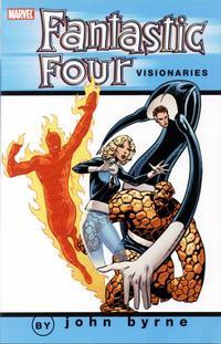 Cover Thumbnail for Fantastic Four Visionaries: John Byrne (Marvel, 2001 series) #3