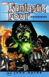 Cover Thumbnail for Fantastic Four Visionaries: John Byrne (Marvel, 2001 series) #4