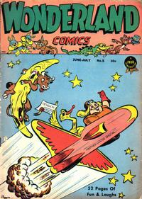 Cover Thumbnail for Wonderland Comics (Prize, 1945 series) #5