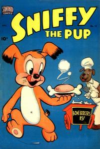 Cover Thumbnail for Sniffy the Pup (Pines, 1949 series) #13
