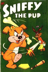 Cover Thumbnail for Sniffy the Pup (Pines, 1949 series) #18