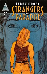 Cover Thumbnail for Strangers in Paradise (Abstract Studio, 1997 series) #79