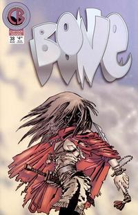 Cover Thumbnail for Bone (Cartoon Books, 1997 series) #38 [Frank Miller]