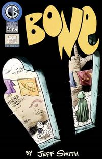 Cover Thumbnail for Bone (Cartoon Books, 1997 series) #43