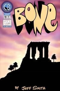 Cover Thumbnail for Bone (Cartoon Books, 1997 series) #46