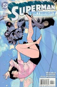 Cover Thumbnail for Superman: Birthright (DC, 2003 series) #4 [Direct Sales]