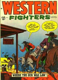 Cover Thumbnail for Western Fighters (Hillman, 1948 series) #v4#2