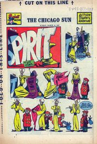 Cover Thumbnail for The Spirit (Register and Tribune Syndicate, 1940 series) #3/16/1947