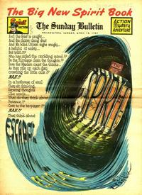 Cover Thumbnail for The Spirit (Register and Tribune Syndicate, 1940 series) #4/13/1947