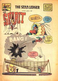 Cover Thumbnail for The Spirit (Register and Tribune Syndicate, 1940 series) #6/1/1947