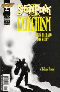 Cover Thumbnail for Steampunk: Catechism (DC, 2000 series)