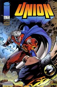 Cover Thumbnail for Union (Image, 1995 series) #1
