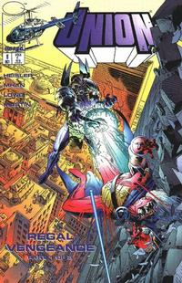 Cover Thumbnail for Union (Image, 1995 series) #8