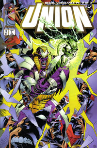 Cover Thumbnail for Union (Image, 1995 series) #9