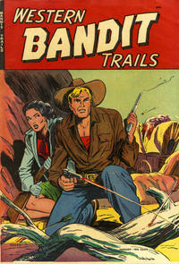 Cover Thumbnail for Western Bandit Trails (St. John, 1949 series) #1