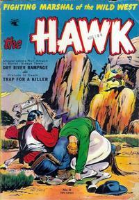 Cover Thumbnail for The Hawk (St. John, 1953 series) #8