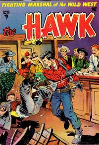 Cover Thumbnail for The Hawk (St. John, 1953 series) #10