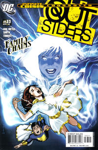 Cover Thumbnail for Outsiders (DC, 2003 series) #33