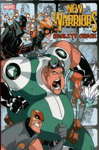 Cover Thumbnail for New Warriors: Reality Check (Marvel, 2006 series)