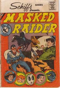 Cover Thumbnail for Masked Raider (Charlton, 1959 series) #8